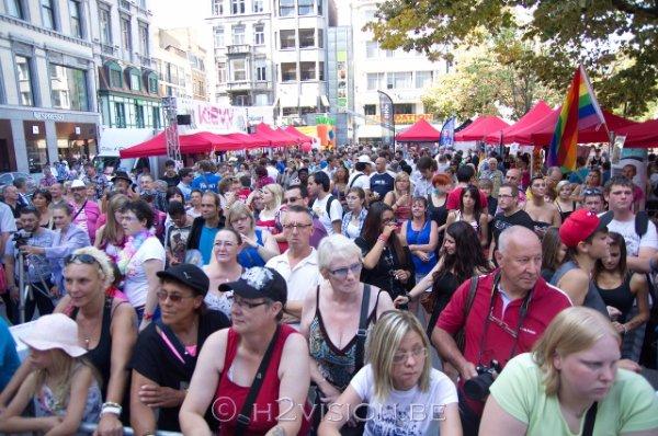 --- Gay street 2013 --- le 7 septembre --- Liege ---