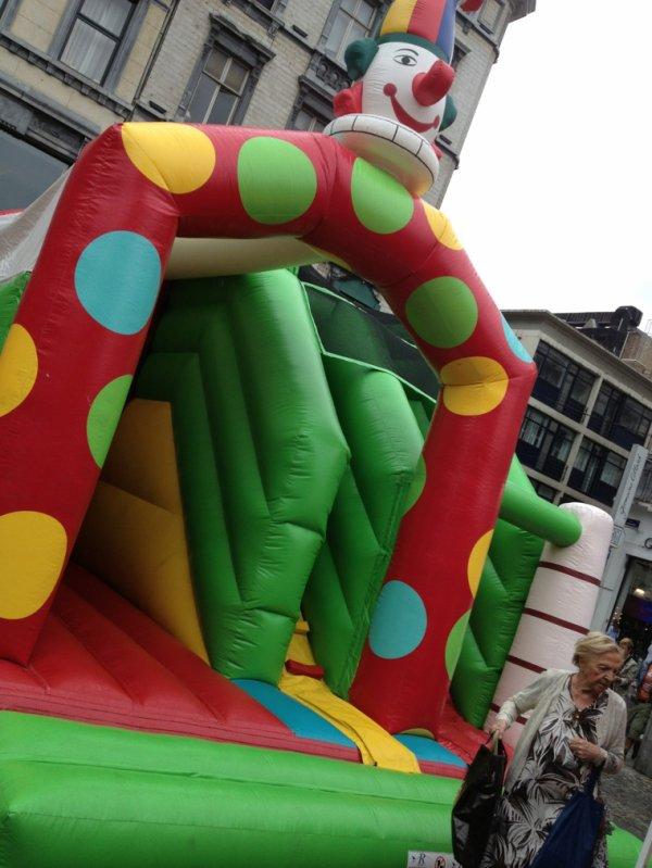 Gay street Liège 2013 Réussie