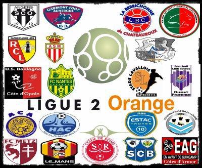 Ligue 2 saison 2011-2012