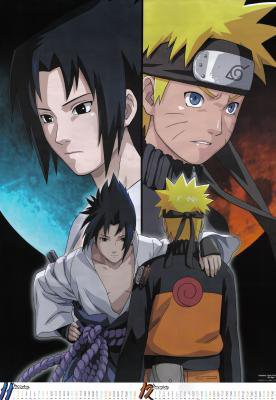 Naruto Shippuden .......Plus qu'une Pasion