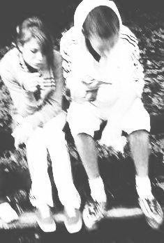 Mon frére, 04avril2010 ♥.