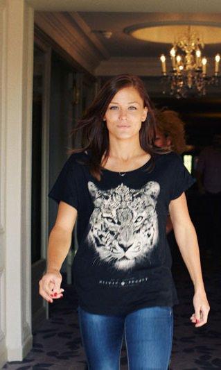 Laure Boulleau ! Mon idole ! <3.