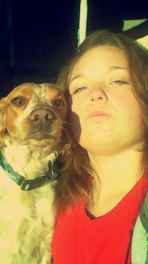 Selfie des chiens & moi