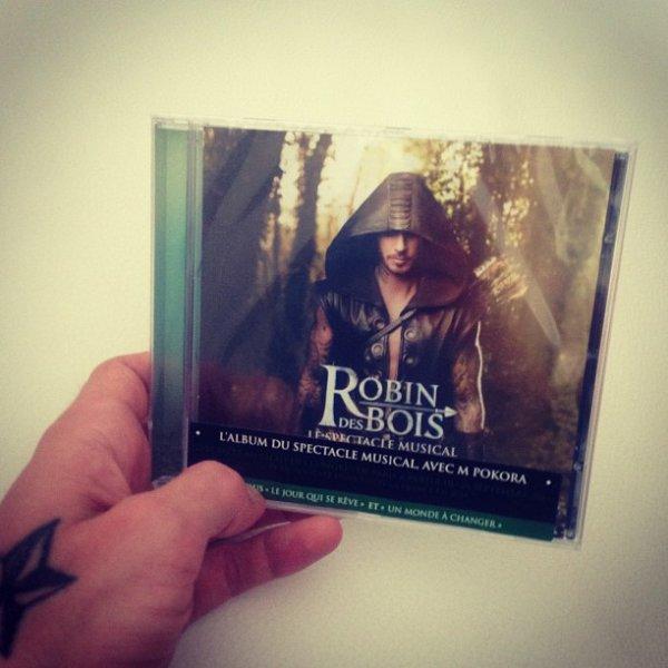 album robin des bois