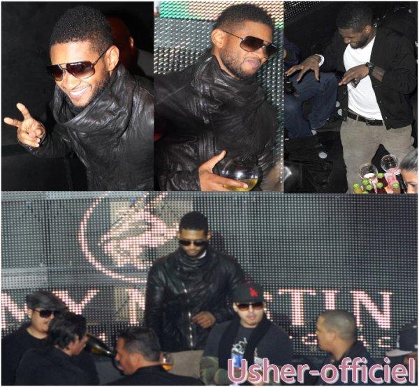 Artiiiiiicle 9:  Usher VIP Room :  16 Février 2011