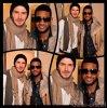 Artiiiiiicle 13:  Usher david beckham rencontre avec usher ♥ backstage 02 !!   : 20 Février 2011
