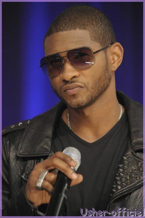Artiiiiiicle 41:  Usher   Mars 2011