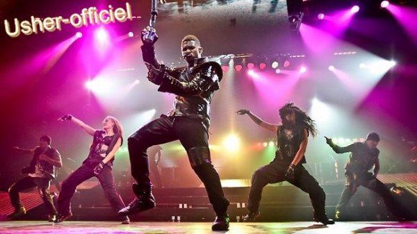 Artiiiiiicle 47: .....Usher..... .  Mars 2011