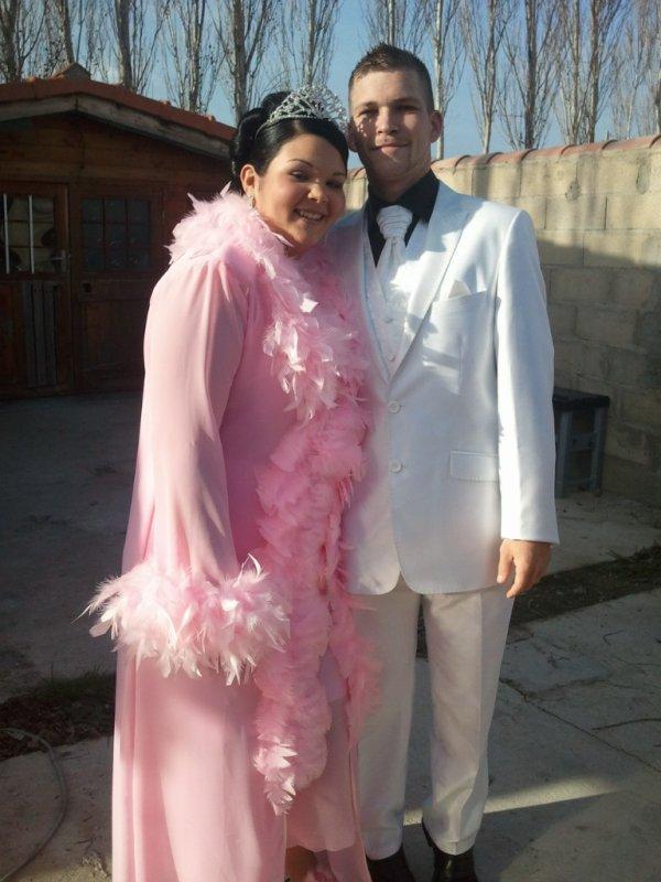 Mwa et mon mari