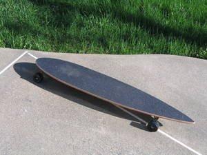 Longboard.♥