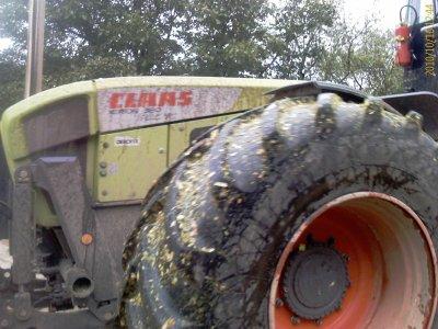 Ensilage de maïs 2010 - ETA LAMONT-COLIN