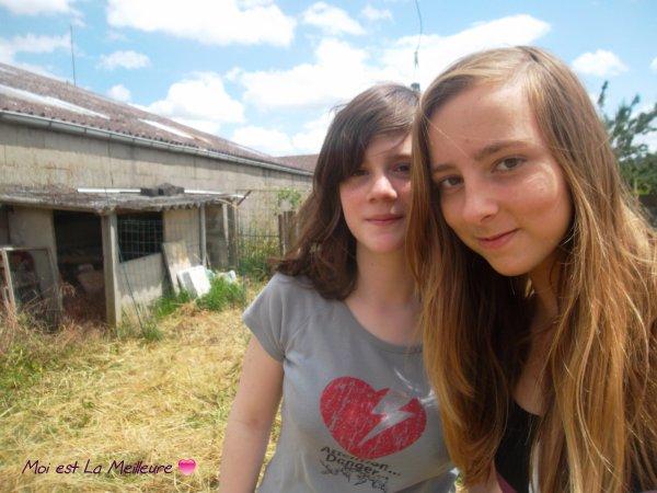Moi Et Louise ♥ .