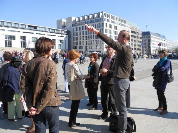 Berlin mit ISELP 2012.