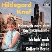 Ich hab' noch einen Koffer in Berlin, deswegen muß ich da nächstens wieder hin...