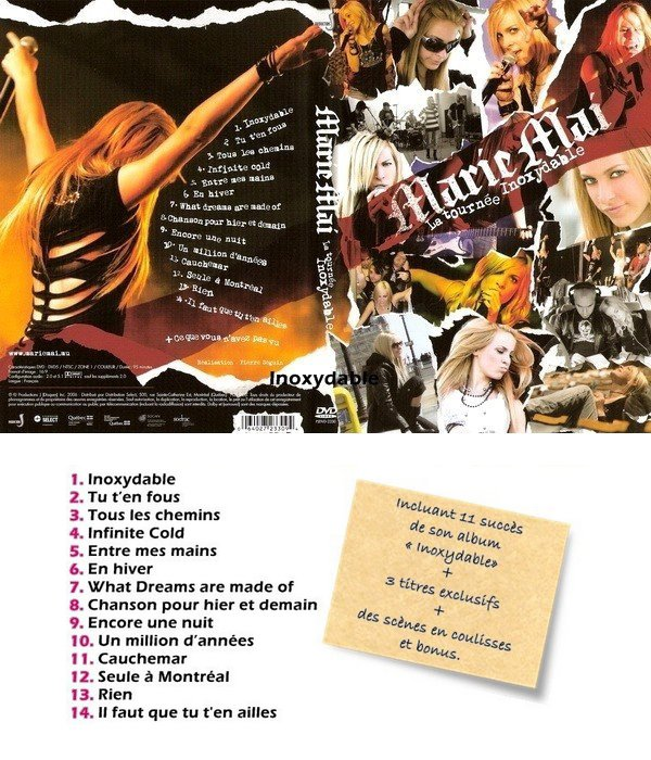 DVD Sortie en 2006 au Québec
