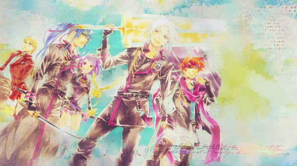 » D-Gray-Man-Le-Blog-Music «