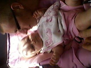 mon frere et sa fille