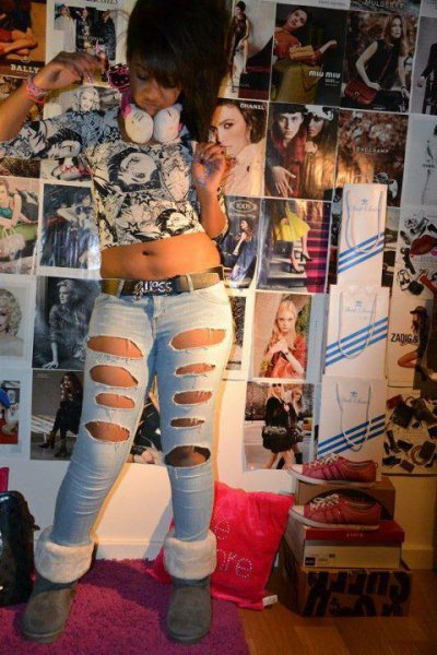 SOINW OU PAAS? [PERSOO TROW SWAGG ]