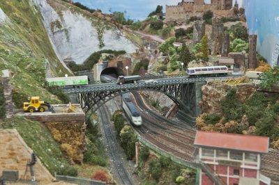 Rail Miniature Côte d'Amour