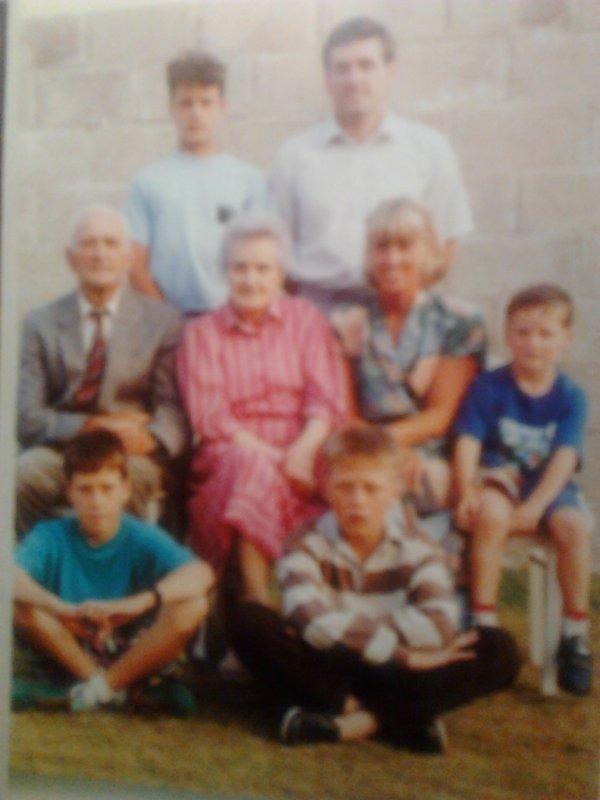 ROG's family