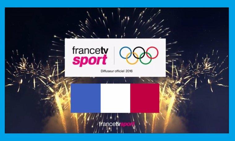 Les J.O. avec France Télévisions pour tous les passionnés...