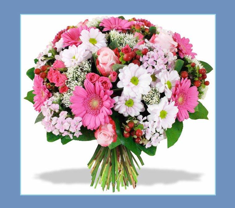 Un jolie bouquet pour cette fin de semaine, ce 15 d'août...