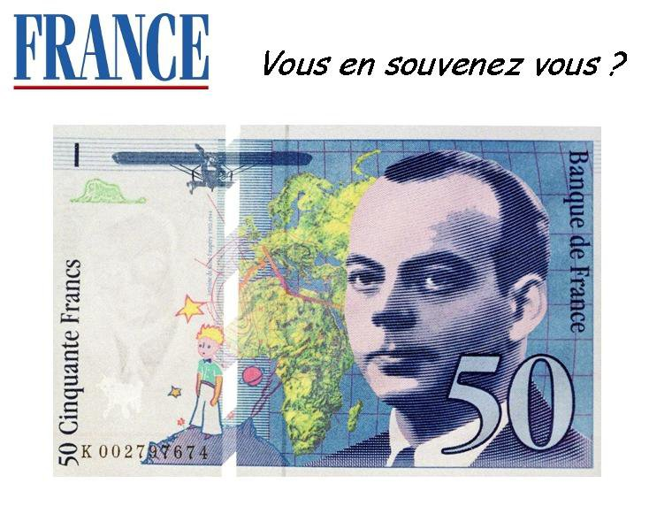 50 francs :