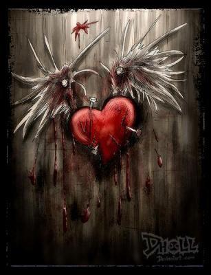 un coeur condamné...