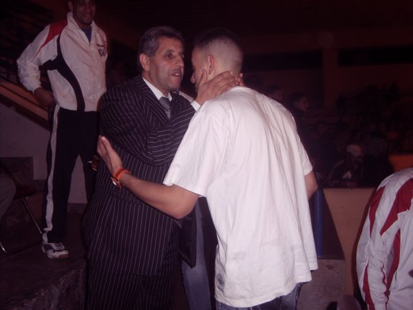 championnat du maroc full-contact 2010