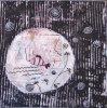 Tableau acrylique - MON CLOWN 20x20 cm