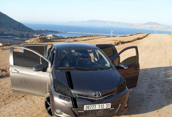 Toyota Yaris Tunning a oran