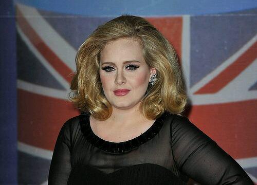 Adele harcelée !