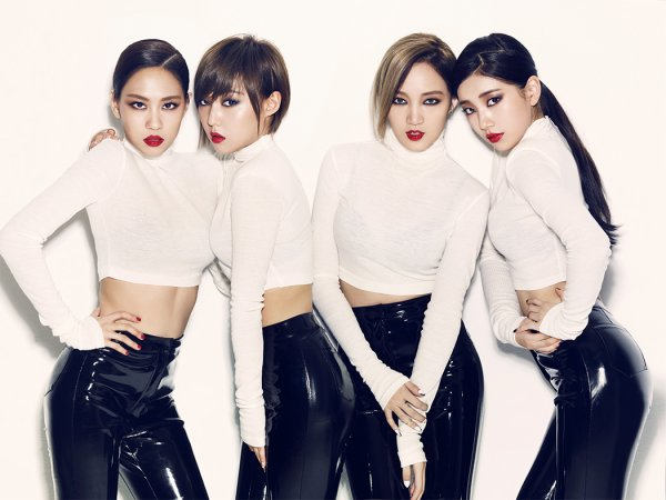 Dixième sondage: KPOP GIRLS BANDS, YOUR BIAS part. 3
