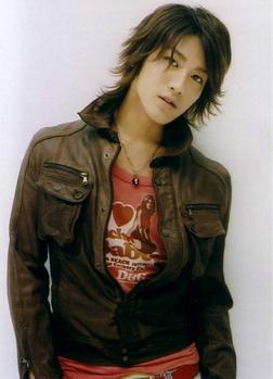 Jin Akanishi <3