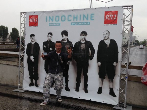 CONCERT INDOCHINE STADE DE FRANCE