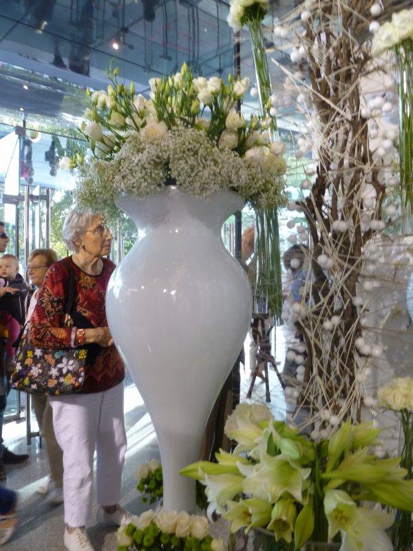Show Floral à Tours