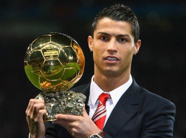 Ronaldo ballon d'or