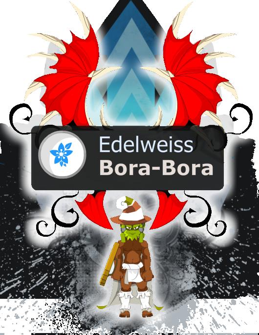 Sadida ● Bora-Bora ● Li-Crounch