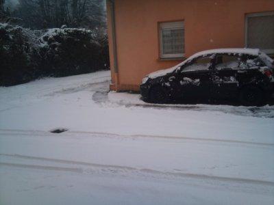 neige 26 janvier 2011