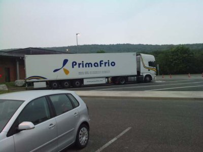 Scania TPR PRIMA FRIO  et 106 Sport