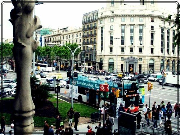 Barcelone : Mon petit paradis [♥]