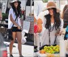 . 26 / 09 / 10 : Vanessa Hudgens, rayonnante, à Los Angeles, au Farmer's Market !     .