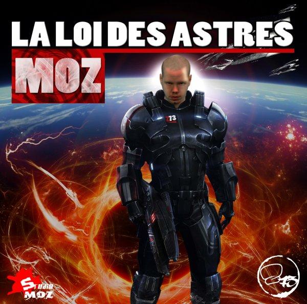 Téléchargement Album : Moz - La loi des astres