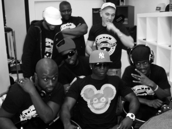 Me and Sexion D'Assaut - Welcome To The Wa...