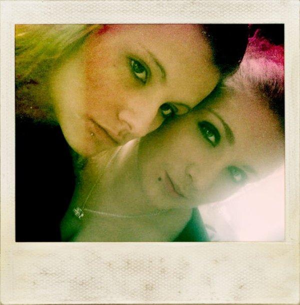 Moi & Ma Bibi D'amour <3 ':)