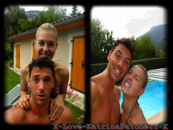 Katrina a Grenoble :)
