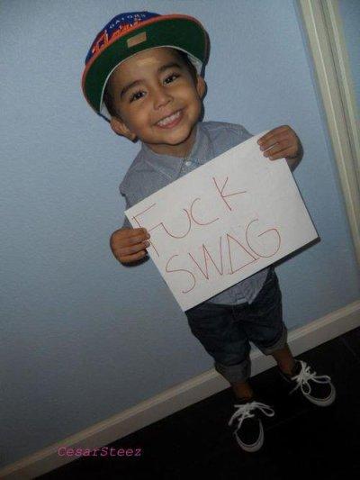 Bébé Swagg!! <3