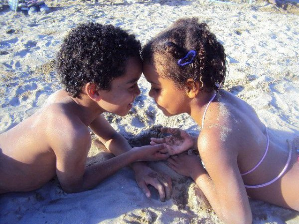 couple soin d'enfant swagg!! <3