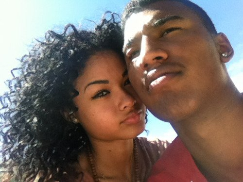 les plus beau couple (2): India Westbrooks et Ron (#TeamWestbrooks <3)