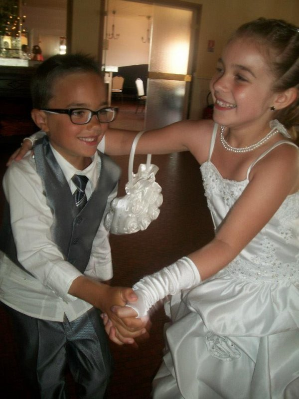 Mariage a tatate Lesly <3